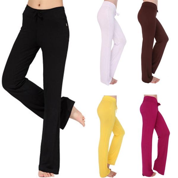 Women Pants, Fashion, Yoga, pants