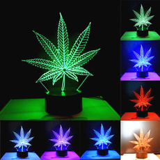 3dlamp, Decor, Holiday, Night Light