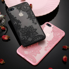 case, Cell Phone Case, Flowers, Lace