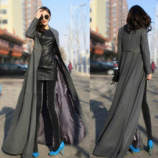slim, Winter, Long Coat, Coat