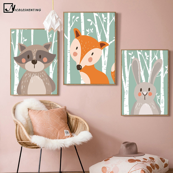 cute, Modern, art, Home Decor