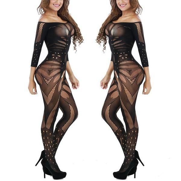 night dress, Fashion, Stockings, Women's Fashion