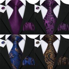 mens ties, Wedding Tie, paisley, Necktie