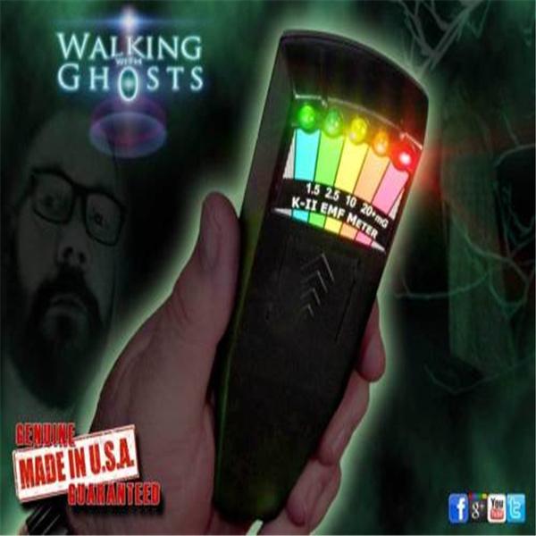 KII Professional EMF Meter Detector Paranormal Investigator Ghost Hunting  Tool