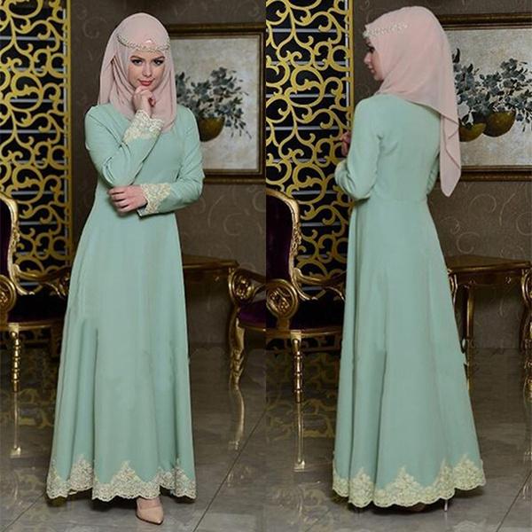 New Fashion Designs Ladies Abaya Turkish Muslim Women Dress High Quality Islamic Clothing For Women Wish