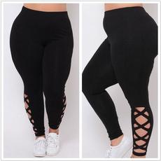 Leggings, leggingspant, sport pants, Elastic