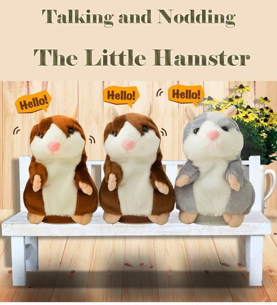 talkingtoy, hamstertoy, talkinghamster, kidgift