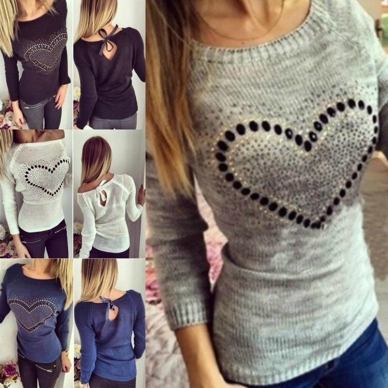 bbeabaa34 Sleeve Style: Regular Style: Fashion Fabric Type: Broadcloth Material:  Cotton,Polyester Collar: O-Neck Sleeve Length: Full Season: Autumn Winter