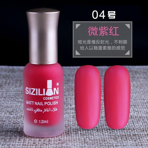Wish | Brand new 12ml Matte Dull Nail Polish Fast Dry Long-lasting ...