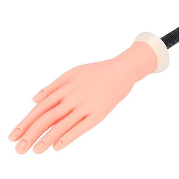 Wish Professional Adjustable Practice Nail Art Trainer Training