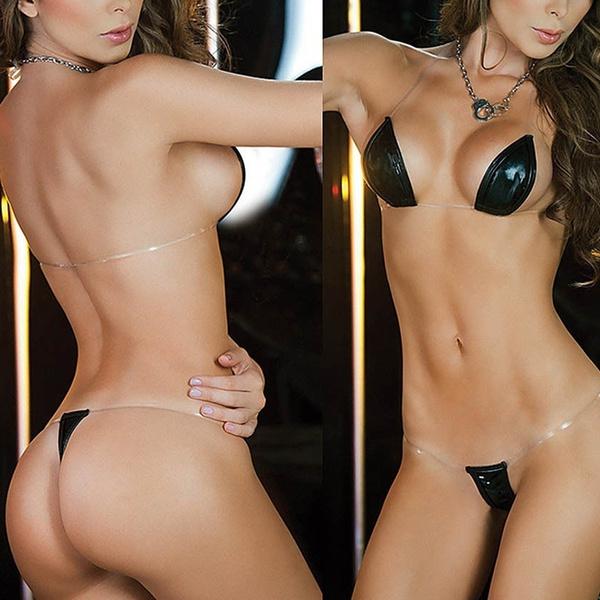 Exotic, thong bikini, Underwear, Fashion