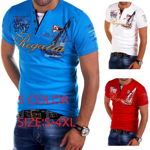 Mens T Shirt, Fashion, Sleeve, pullovermensshirt
