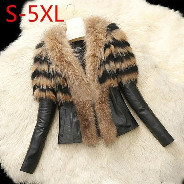 Sheep, fur, Winter, leather