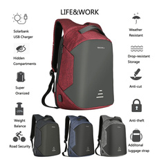 travel backpack, Laptop, antitheftbag, Computers