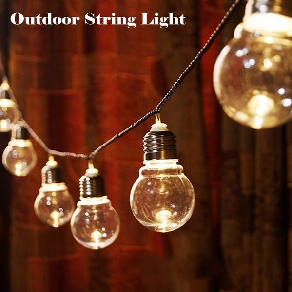 Led G45 Globe Outdoor String Light