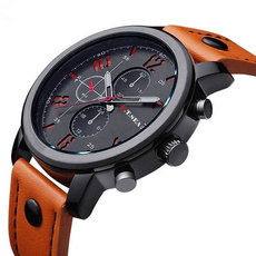 quartz, Gifts, fashion watches, leather