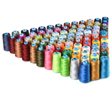 Polyester, Sewing, mixedcolorsthread, Quilting