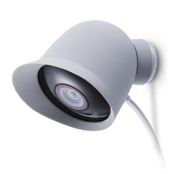 Silicone Skin for Nest Cam Outdoor Security Camera, Anti-UV