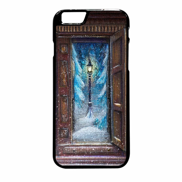 CHRISTMAS IN NARNIA iphone case