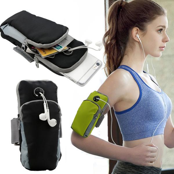 Smartphones, Earphone, Hiking, runningarmband