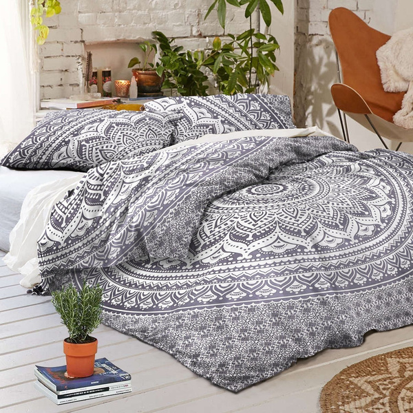 case, indiancottonquiltcov, bedquiltcoverset, Bedding