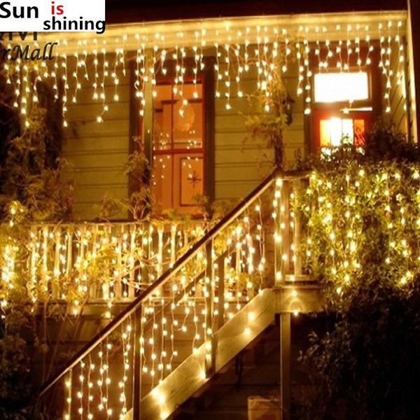 Christmas Lights Outdoor Decoration 4m