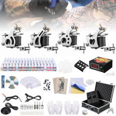 tattoomachinewithneedle, Machine, tatttooink, tattookit