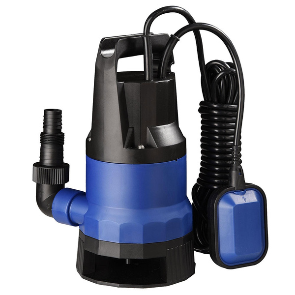 1//2 HP 2112GPH 400W Submersible Water Pump Swimming Pool Dirty Flood Clean Pond