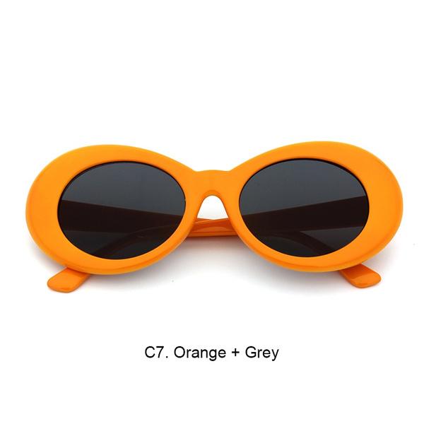 90a4edefdb Superhot Eyewear Clout goggles Retro Vintage Oval Round Sunglasses ...