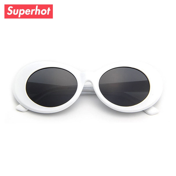 e24ff7e4f6ee0 Superhot Eyewear Clout goggles Retro Vintage Oval Round Sunglasses ...