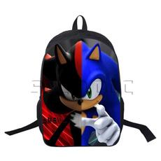 sonic, School, Fashion, sonicthehedgehogbackpack