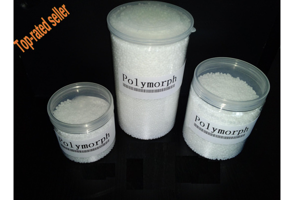 Polymorph Moldable Plastic DIY Material for Repair Tools, Fix Parts, Creating Anything
