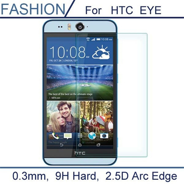 Premium Tempered Glass For HTC Desire EYE M910X Screen Protector 9H  Toughened Protective Film Guard