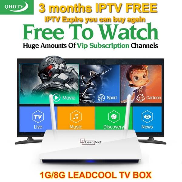 Box, Fashion, TV, leadcool