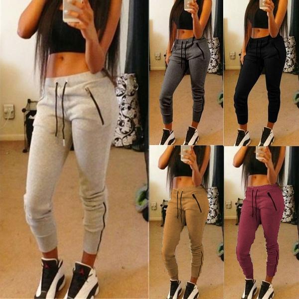 sprortsjogger, Fashion, Casual pants, women jogging