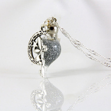 Personalized necklace, Boyfriend Girlfriend Jewelry, charmpendantnecklace, inspired