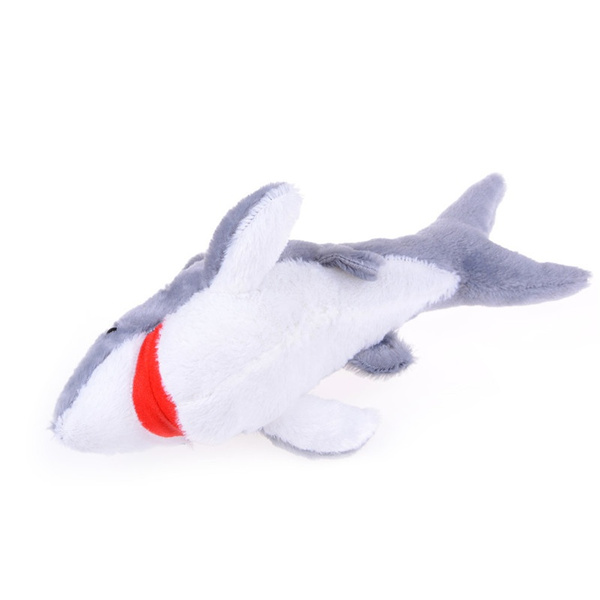 Wish 50cm Giant Shark Plush Shark Whale Stuffed Fish Ocean Animals