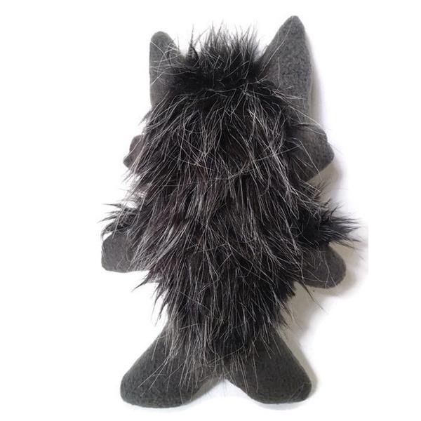 Fnaf ~Handmade Plush~Twisted Wolf// Five Nights at Freddys 11 inch Plushie