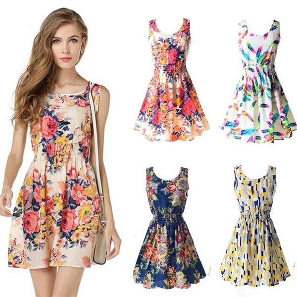 sleeveless, Fashion, Princess, chiffon