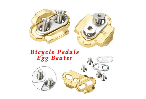 Bicycle Premium Brothers Egg Beater Candy Smar Acid Mallet Pedals