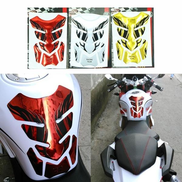 Tank Pad Stickers 3D Tank Guard for Yamaha Bike R1 R 1