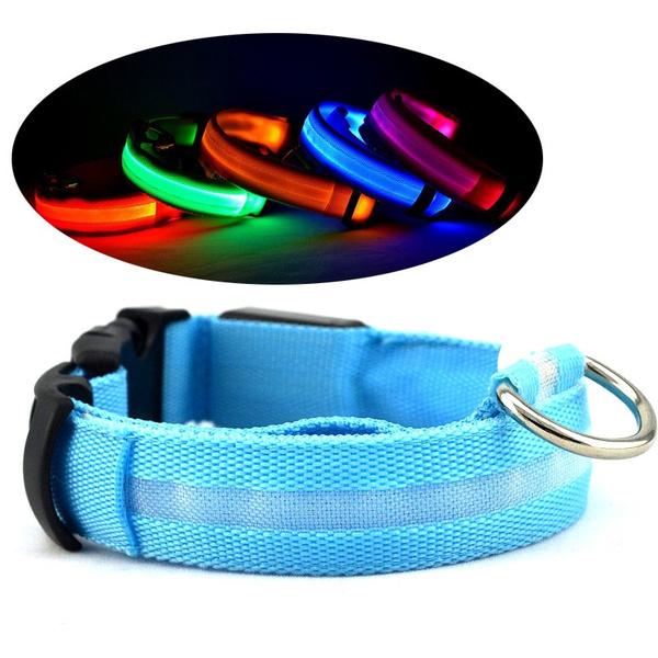 led, Dog Collar, petaccessorie, catcollar