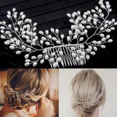 hairpincomb, partyhaircomb, Combs, Jewelry