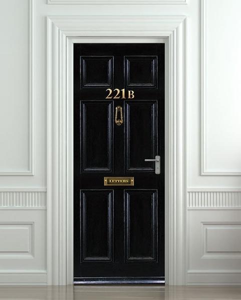 Decor, Door, Home Decor, doorsticker