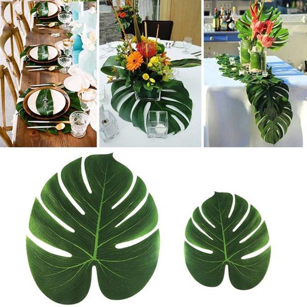 decoration, homegardendecor, leaf, simulationleaf