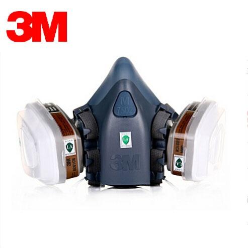 3m mask carbon