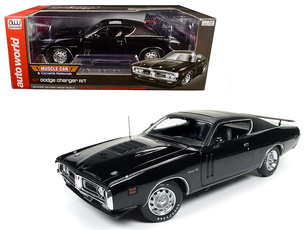 diecast, Dodge, Toy, black