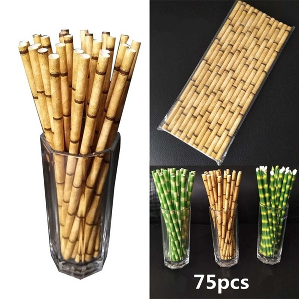 paperstraw, biodegradable, Fashion, straw