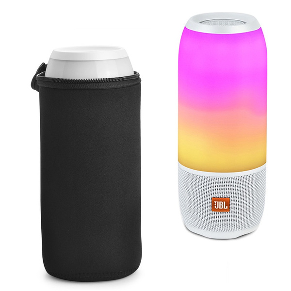 ONLY CASE, Carry Protection Bag Pouch Cover Case For Jbl Pulse 3 /Pulse3  Bluetooth Speaker(Not Speaker)