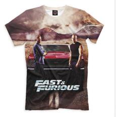 fashionwomenshirt, 3danimalprintingtshirt, Cars, men women